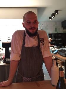 Chef Micha Schaefer