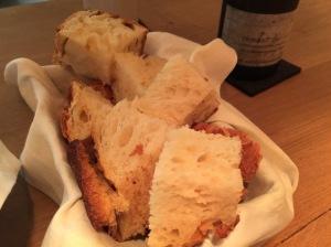 Durum wheat semolina Sironi bread
