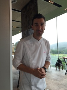 Chef Eneko Atxa