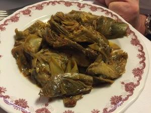 Carciofi: artichokes