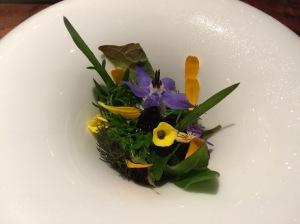 Seaweeds in seaweed vinegar