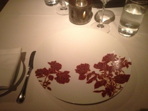 Nice table setting