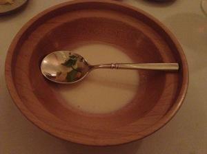 apple soup