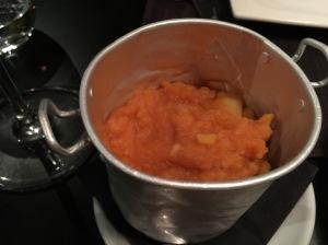 Smokey pimento mashed potatoes