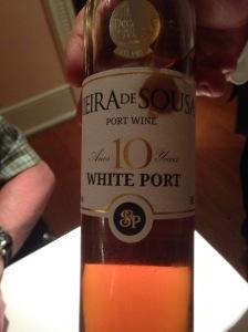 white dessert port
