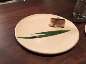 Mackerel plated