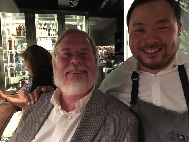 Charles and David Chang
