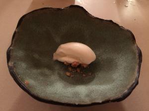 sour cream and cippollini