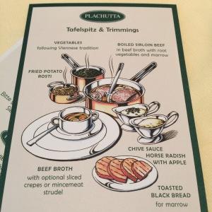 menu explanation