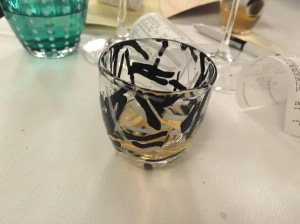 cute grappa glasses