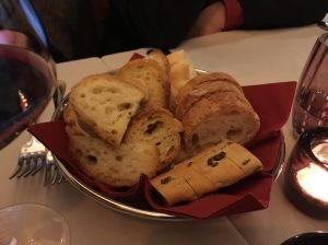bread service