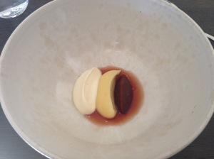 Potato and plum
