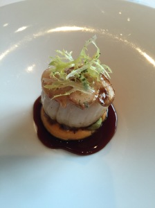 Georges Bank Maine sea scallop
