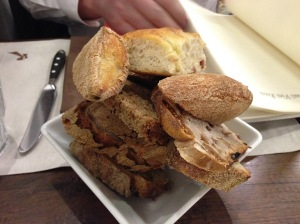 Breads galore