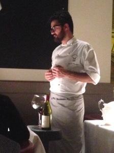 Chef Luciano Monosilio