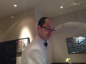 Fun waiter