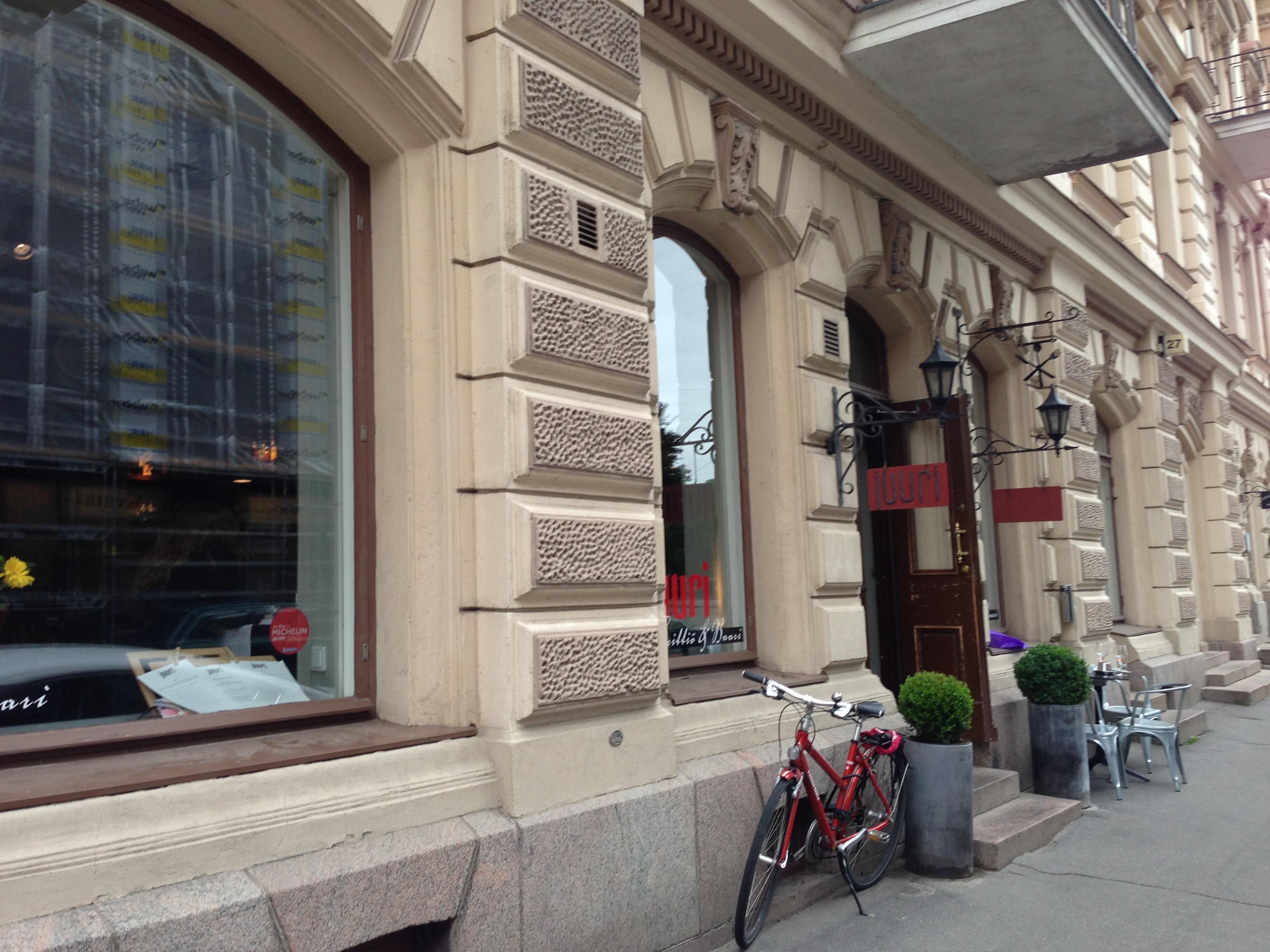 Ravintola Juuri, Helsinki, 6 29 13  Dining With Frankie