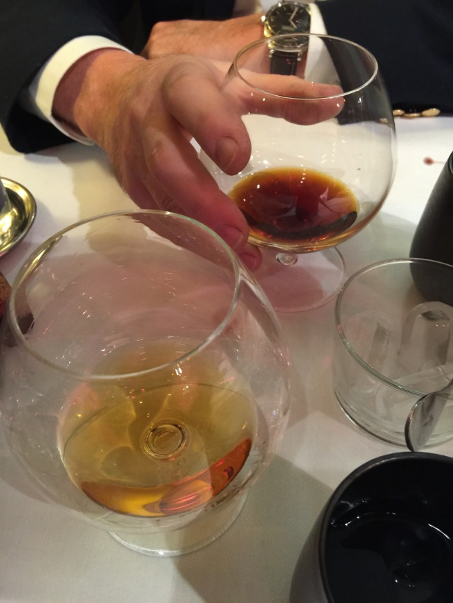 Armagnac and frenette brancha