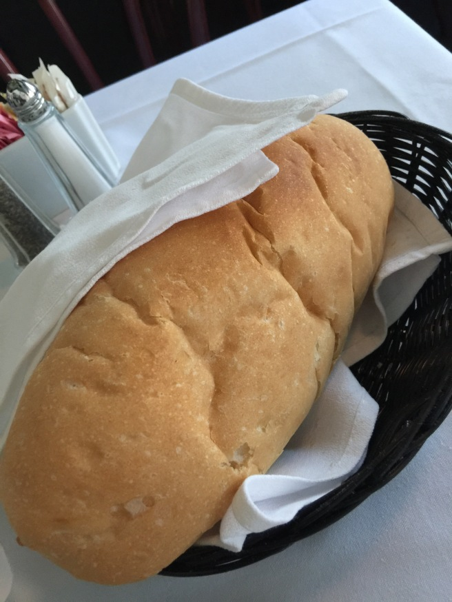 hot French bread