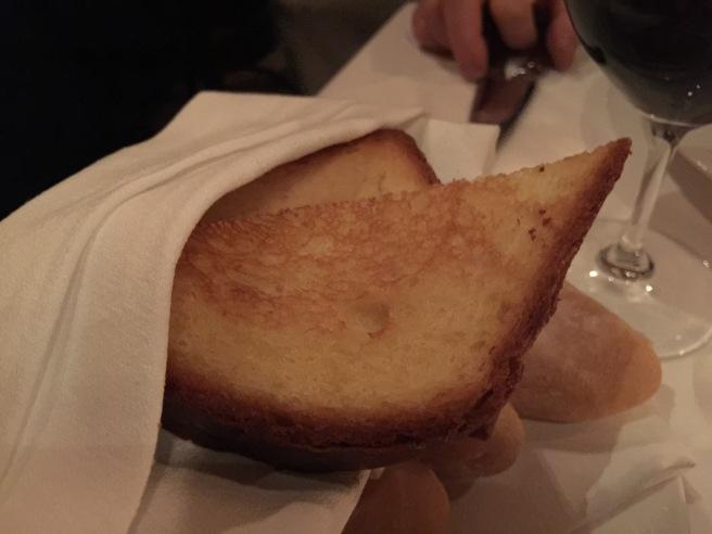brioche to go with foie gras