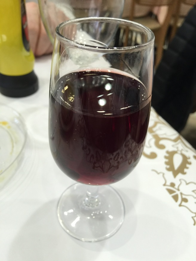 Ginja - Portuguese liqueur of sour cherry