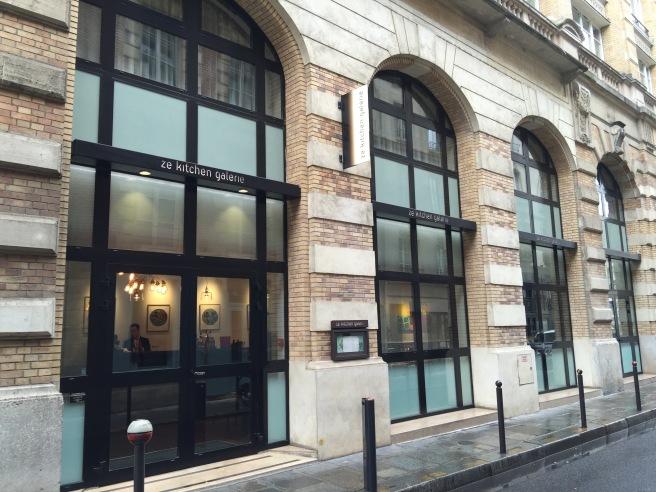 Ze kitchen galerie paris 3 1 16 dining with frankie for Ze kitchen galerie paris france