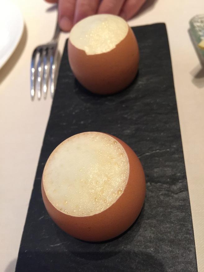 Jasmine egg