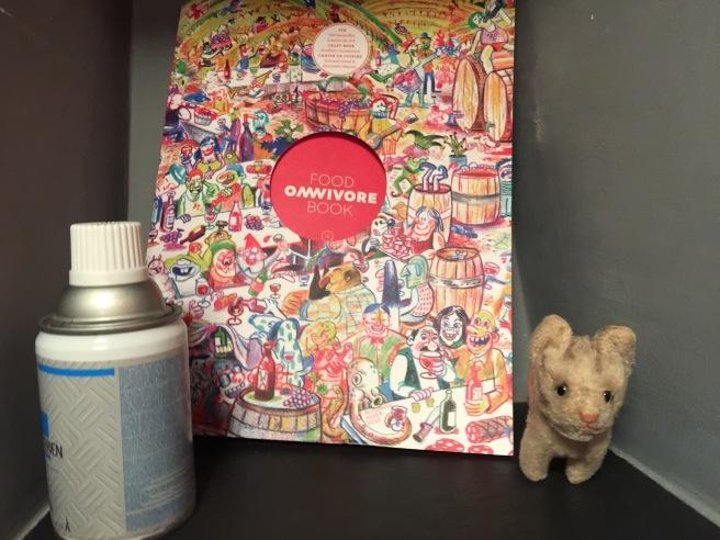 Frankie found a fun book