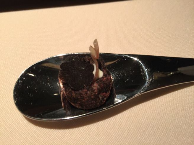 Chestnut truffle, brillat savarin