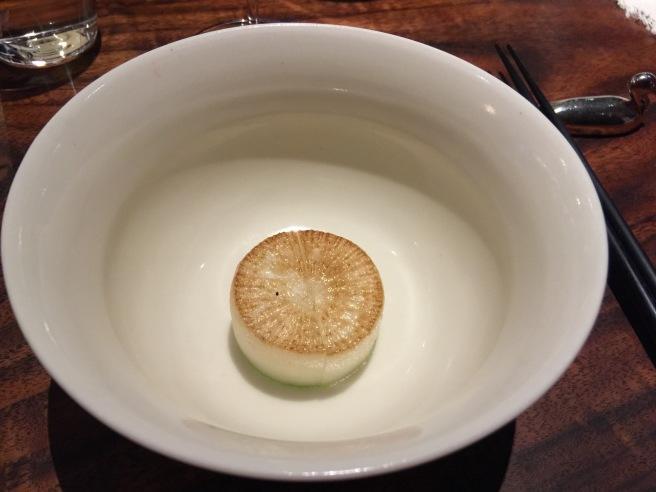 Giant white radish