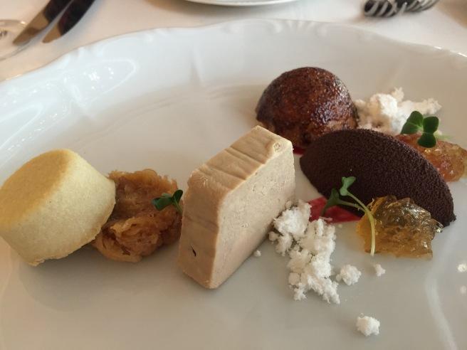 foie gras variations