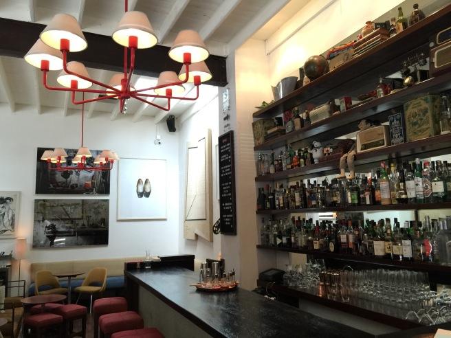 bar entry