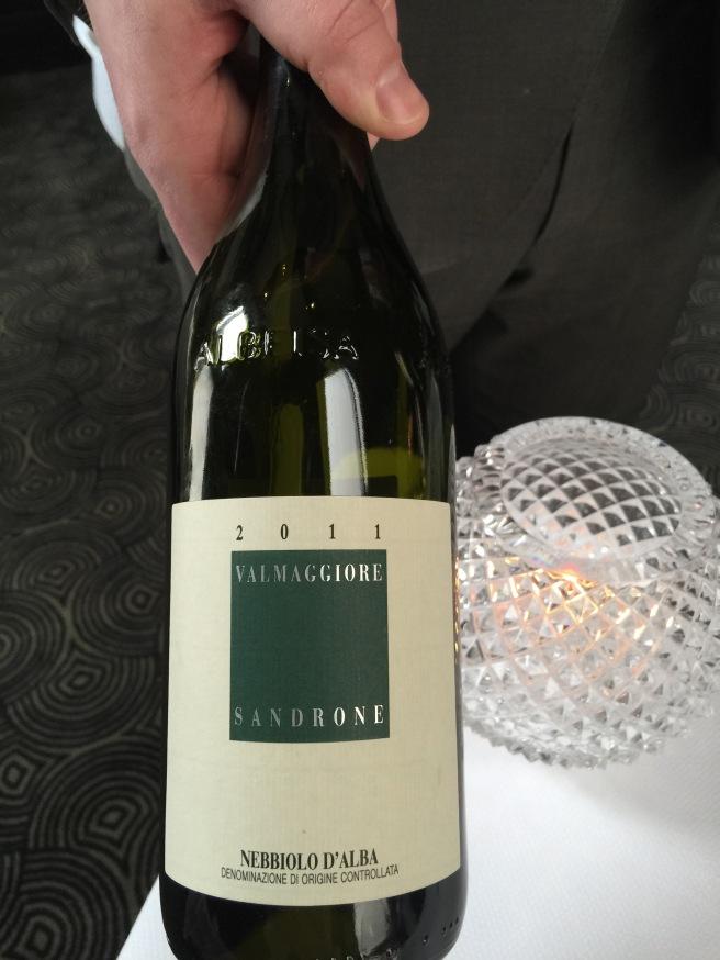 wine with Bauletti