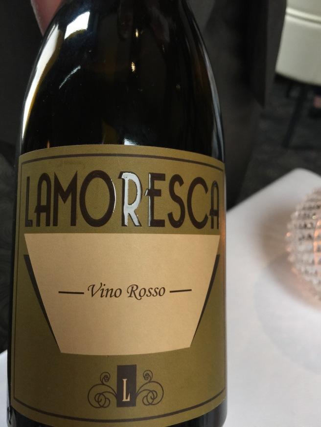 wine with lamb