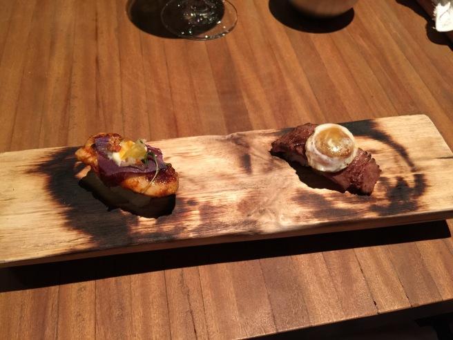 Sushi-earth: A lo pobre - sweetbreads