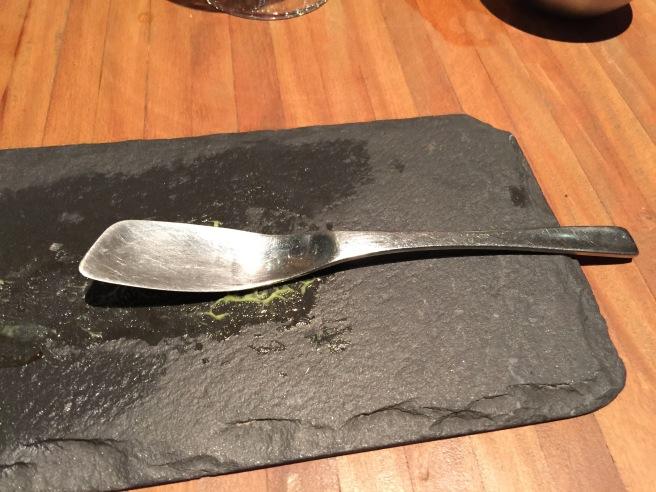 interesting utensil for the dish