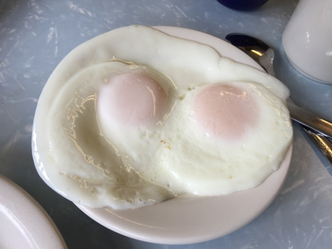 eggs on the side