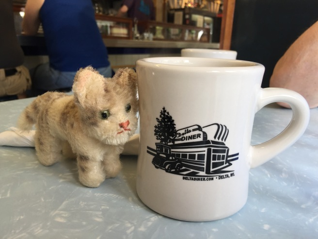 Frankie liked the coffee mugs