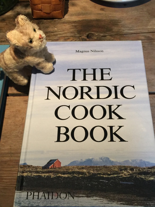 Frankie found Magnus' cookbook