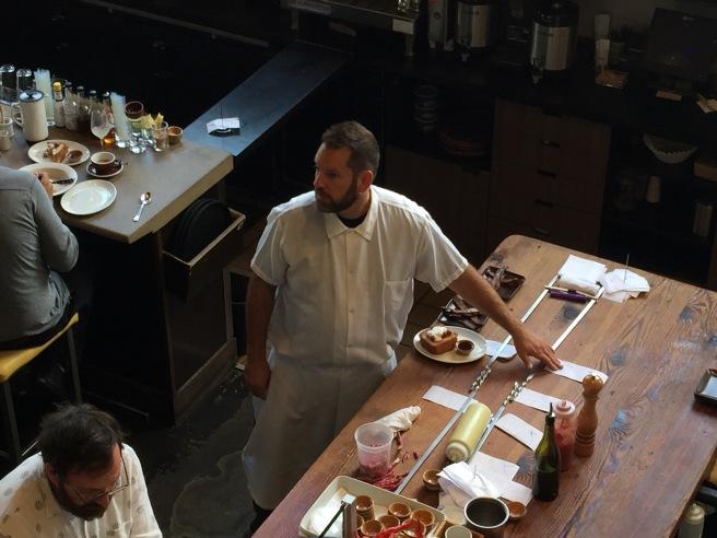 Chef Laurence Jossel