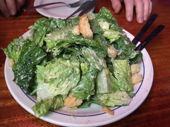Caesar salad (small)