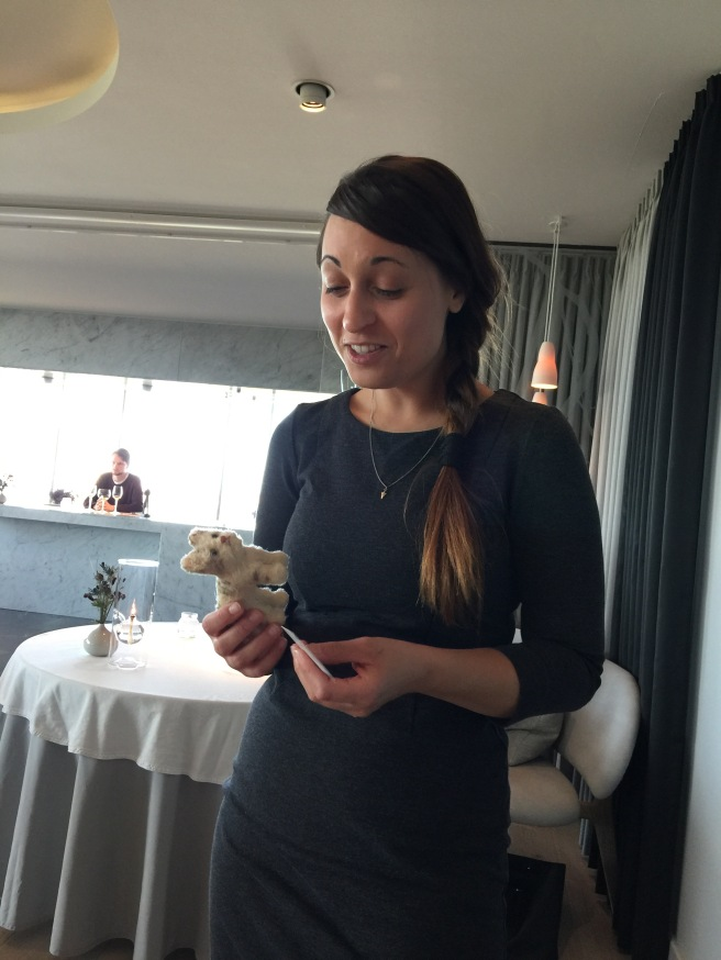 Valentina met Frankie