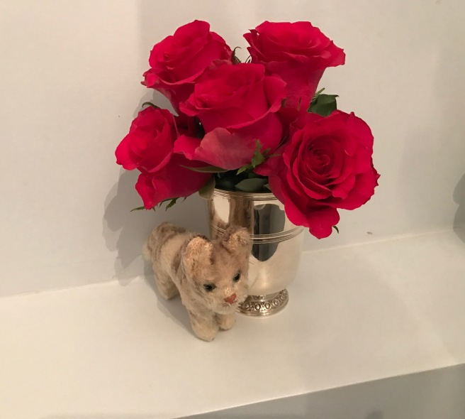 Frankie found more roses
