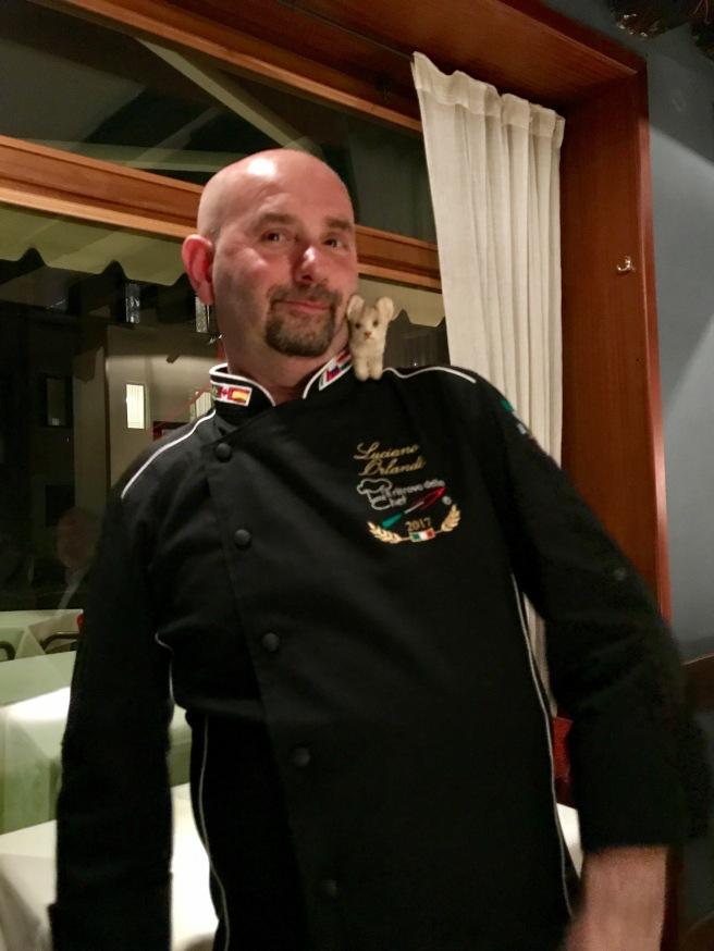 Chef Luciano Orlandi