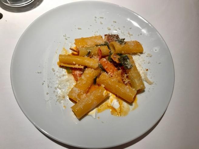 Candele pasta