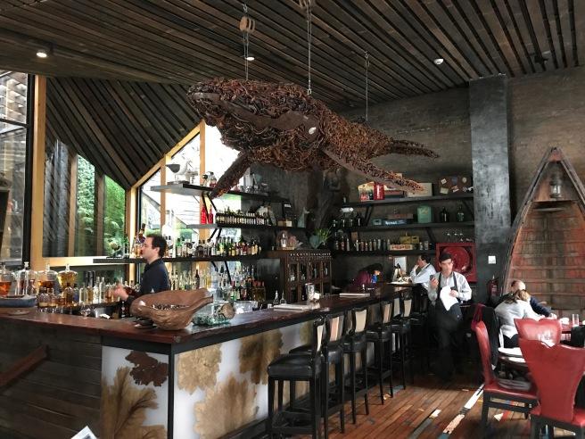 entry bar