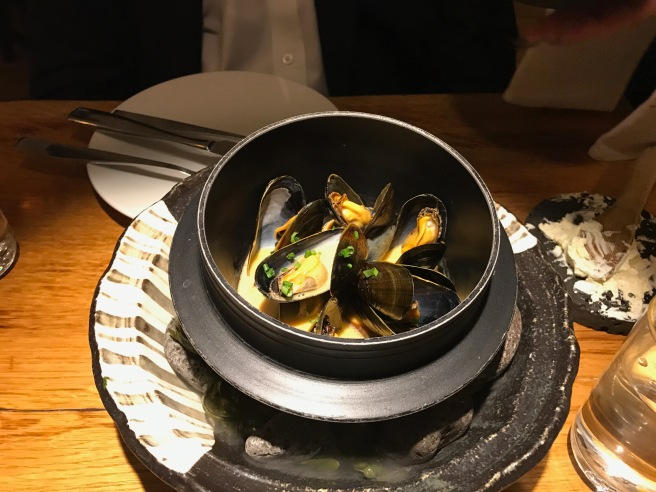 Mussels presentation