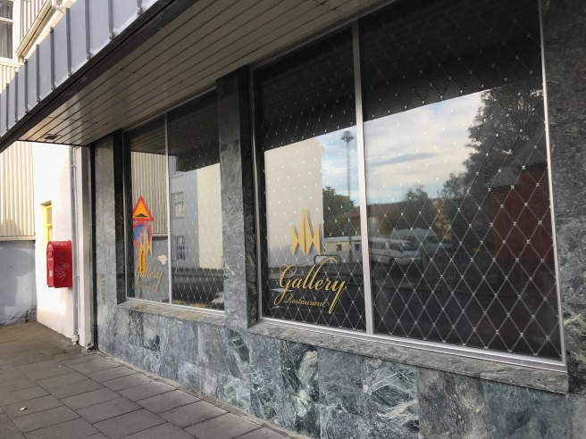 Gallery windows