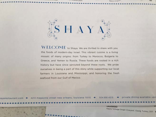 About Shaya
