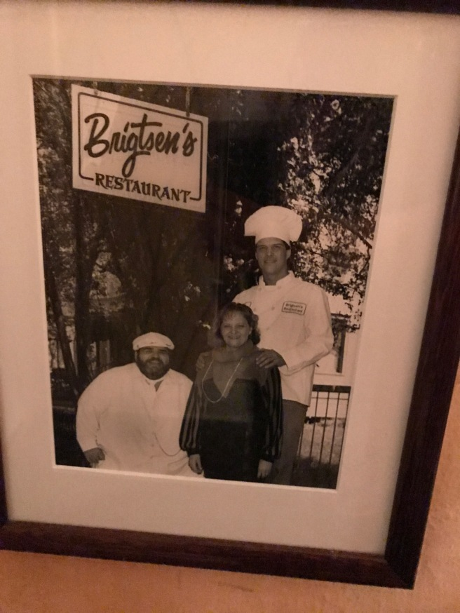 Brigtsen's with mentor Paul Prudhomme